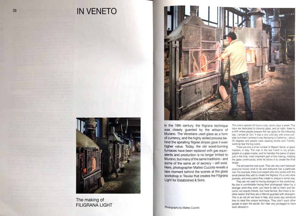 Matteo Cuzzola Publications